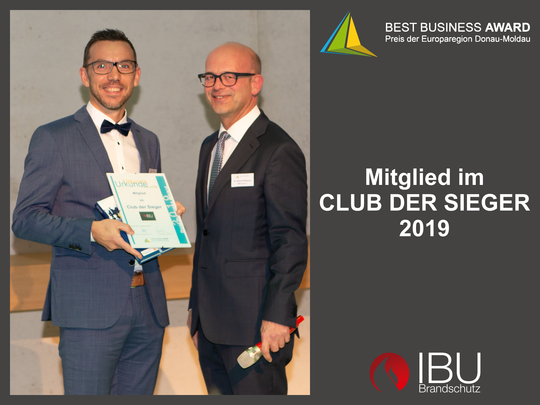 Best Business Award 2019